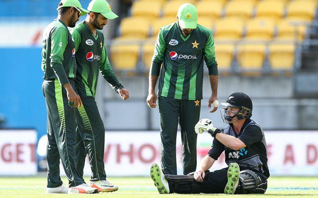 New Zealand v Pakistan | CricTracker