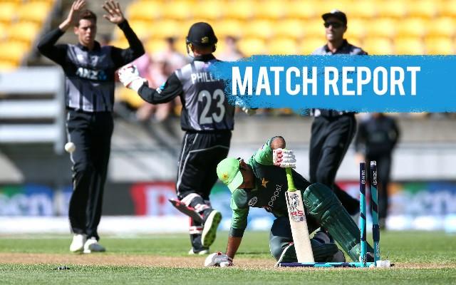 Pakistan 1st T20I   CricTracker.com