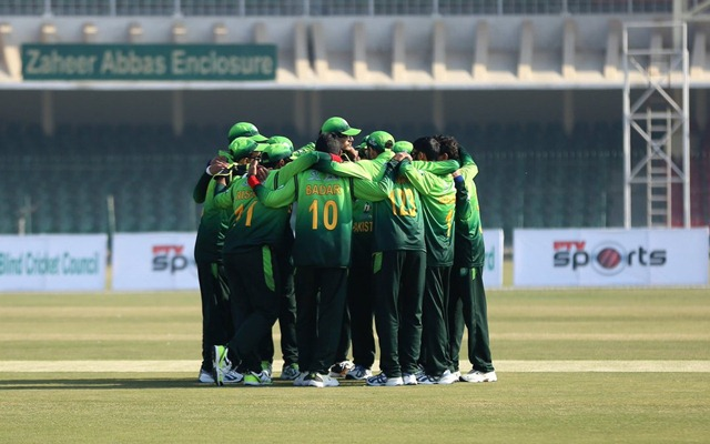 Pakistan Blind Cricket Team   CricTracker.com