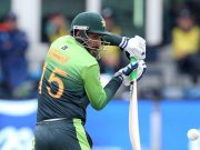 Rumman Raees of Pakistan