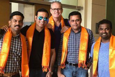SRH auction team