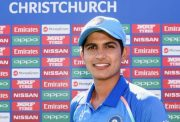 Shubman Gill U19 World Cup