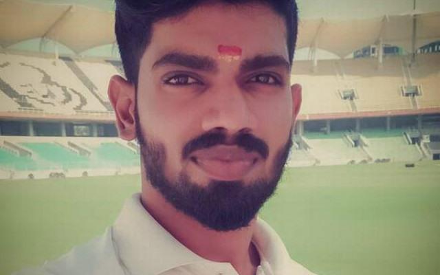 Sudhesan Midhun Rajasthan Royals