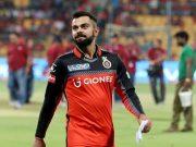 Virat Kohli RCB IPL 2018