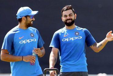 Virat Kohli & Rohit Sharma