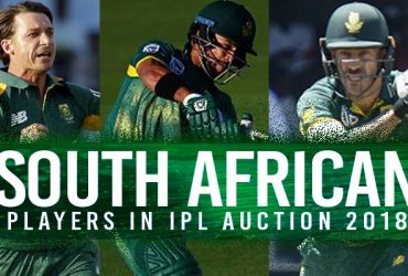 IPL 2018: List of South African players and their base price for the auction