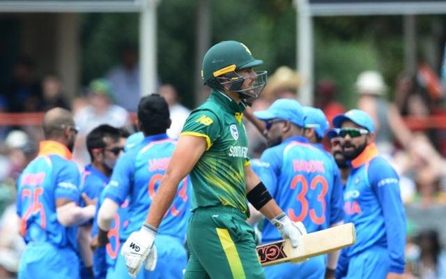 Aiden Markram vs India