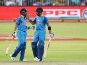 Ajinkya Rahane & Virat Kohli India