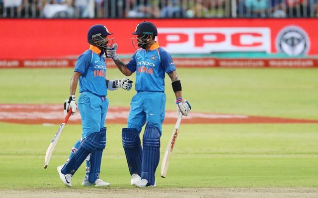 Ajinkya Rahane & Virat Kohli India | CricTracker.com