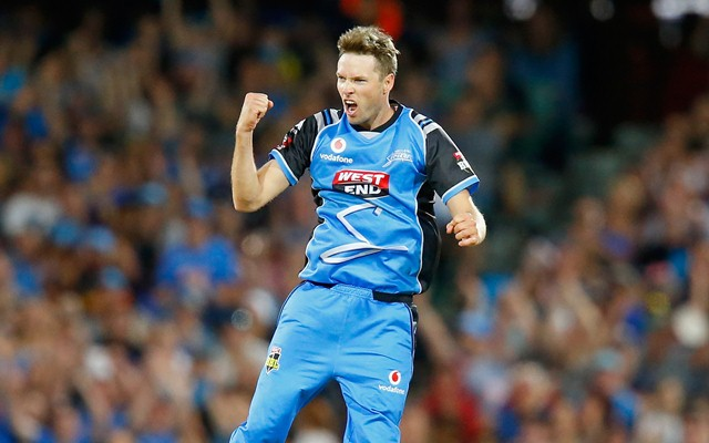 Ben Laughlin Adelaide Strikers