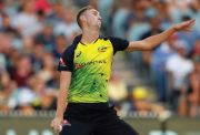 Billy Stanlake of Australia