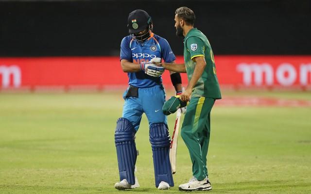 Imran Tahir & Virat Kohli | CricTracker.com