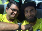 Imran Tahir and Prasanna