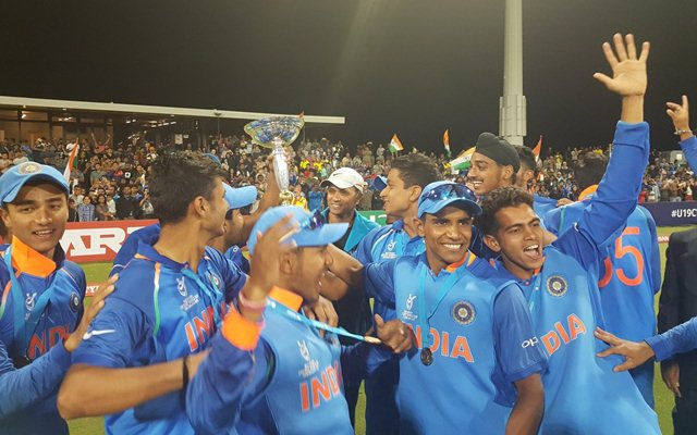 India U19 Players