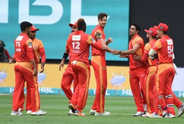 Islamabad United in the PSL 2018