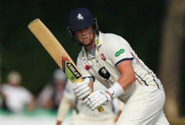 Kent batsman Sam Northeast
