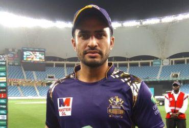 Mohammad Nawaz against the Lahore Qalandars