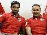 Ravi Ashwin & Virender Sehwag - Yuvraj Singh