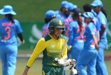 South Africa women v India women