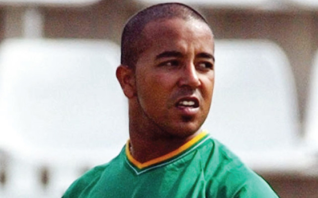 South Africa's Paul Adams