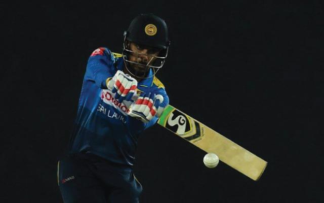 Sri Lanka cricketer Danushka Gunathilaka