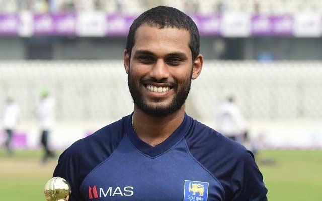 Sri Lanka cricketer Roshen Silva