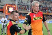 Tom Moody & David Warner