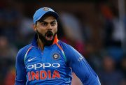 India captain Virat Kohli celebrates