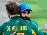 Virat Kohli & AB de Villiers
