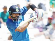 Virat Kohli batting