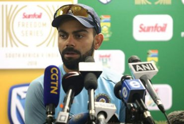 Virat Kohli press conference