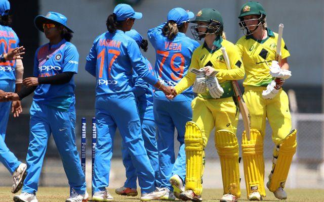 India women vs Australia women