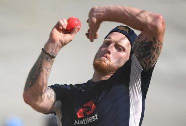 Ben Stokes against New Zealand