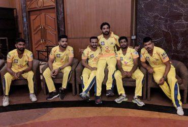 CSK players - Rajiv Kumar
