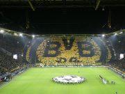 Dourtmund Stadium Lighting