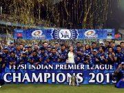 IPL 2015 champions
