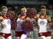 Kings XI Punjab cheerleaders