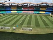 Kochi Football stadium in India