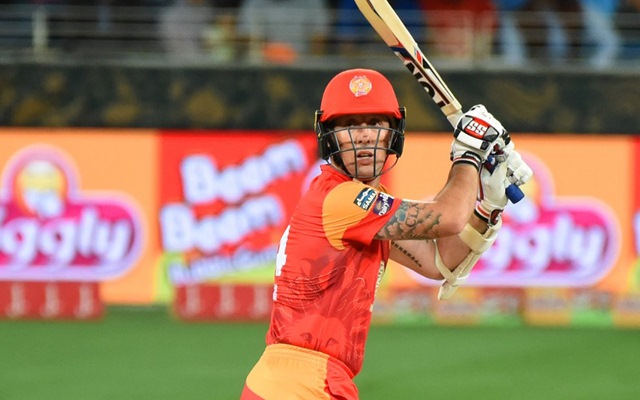 Luke Ronchi of Islamabad United