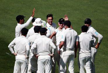New Zealand team