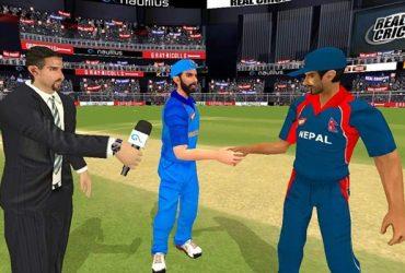 Real Cricket 2018