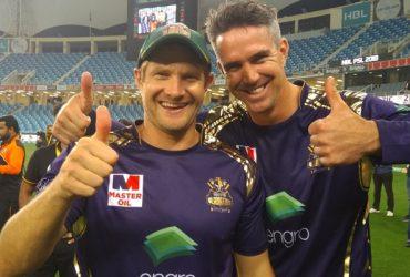 Shane Watson & Kevin Pietersen PSL