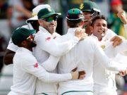 South African bowler Keshav Maharaj