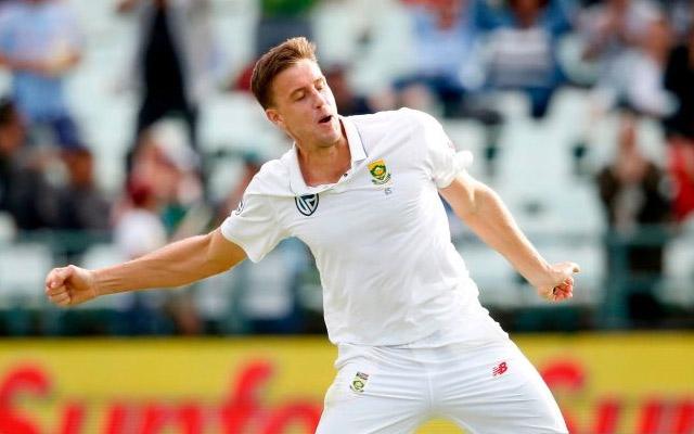 South African bowler Morne Morkel