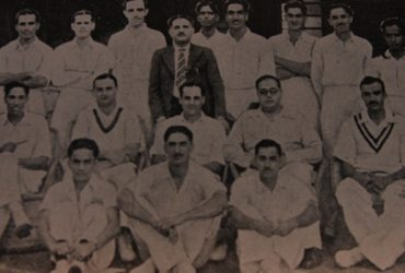The 1948-49 Mumbai Ranji team