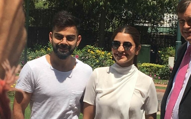 Virat Kohli & Anushka Sharma