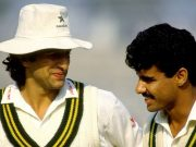 Wasim Akram & Waqar Younis of Pakistan