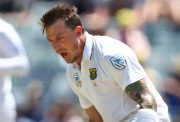 Dale Steyn of South Africa