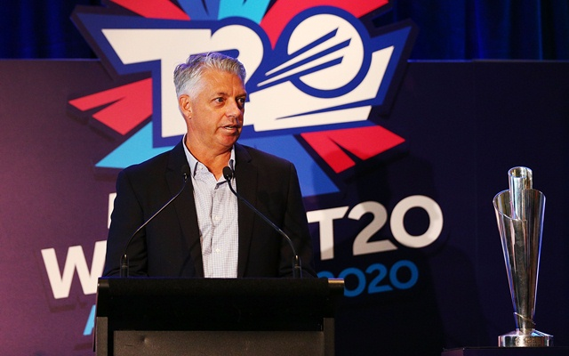 David Richardson World T20