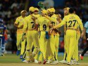 Chennai Super Kings CSK IPL 2018